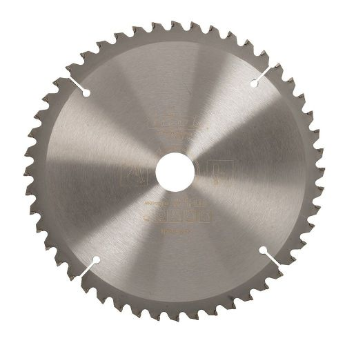 Triton 482593 Woodworking Saw Blade 235mm x 30mm 48 Teeth